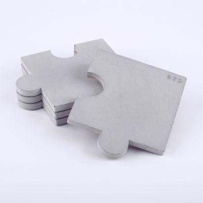 Podkładki+puzzel+4+sztuki+-+naturalnie+szare // Projekt+B25