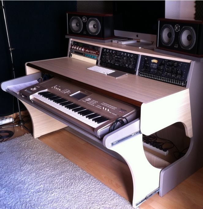 Best Recording Studio Furniture Ideas Images On Pinterest