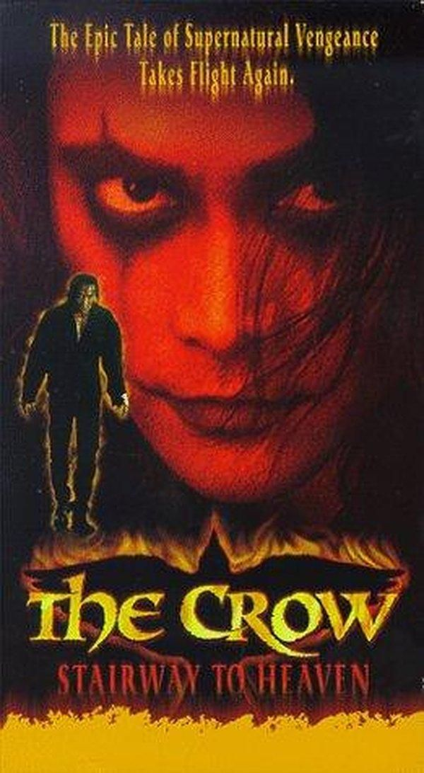 The Crow: Stairway to Heaven (TV Series 1998- ????)