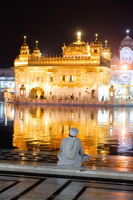 The Golden Temple, Amritsar. #Amritsar #travel #India #photography #adventure #Punjab #The #Golden #Temple
