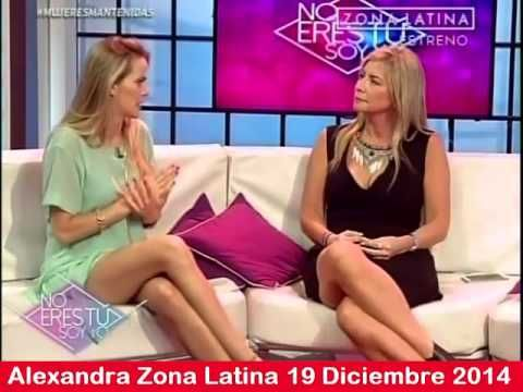 Alexandra Zona Latina 19 diciembre  2014
