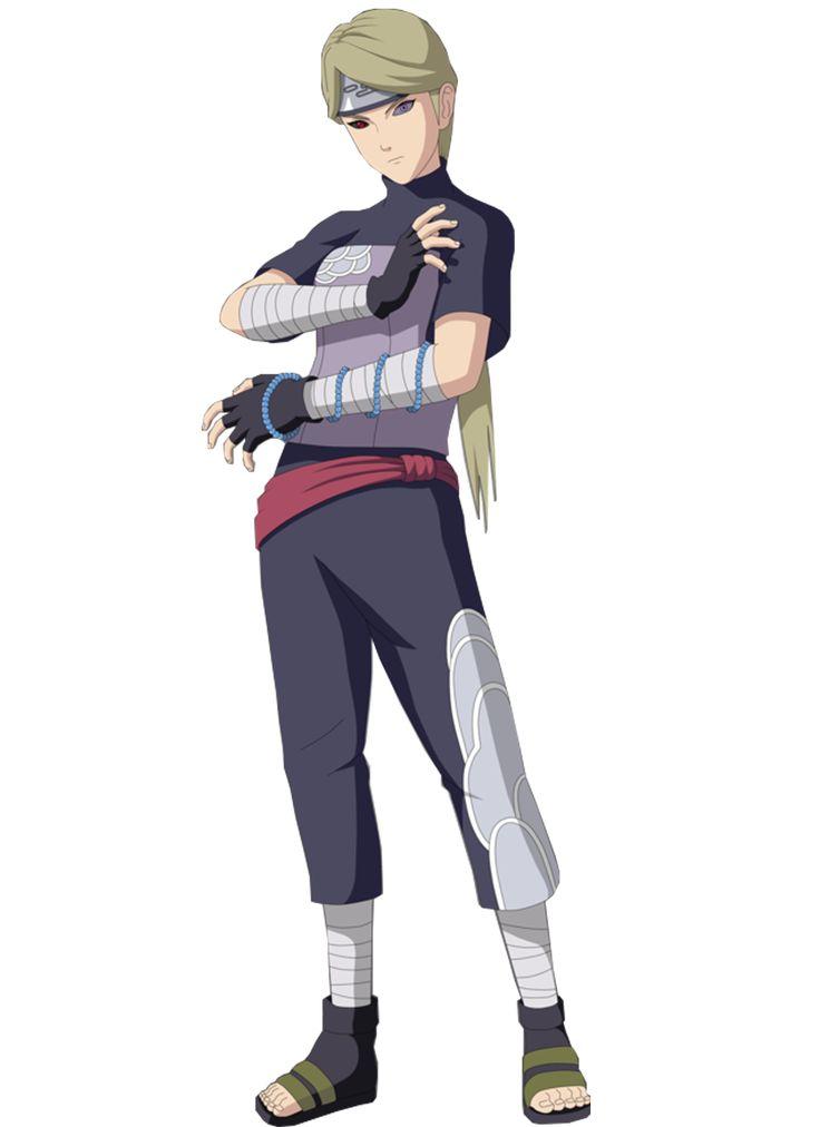 Nii Yugito - Edo Tensei   Personagens naruto shippuden ...
