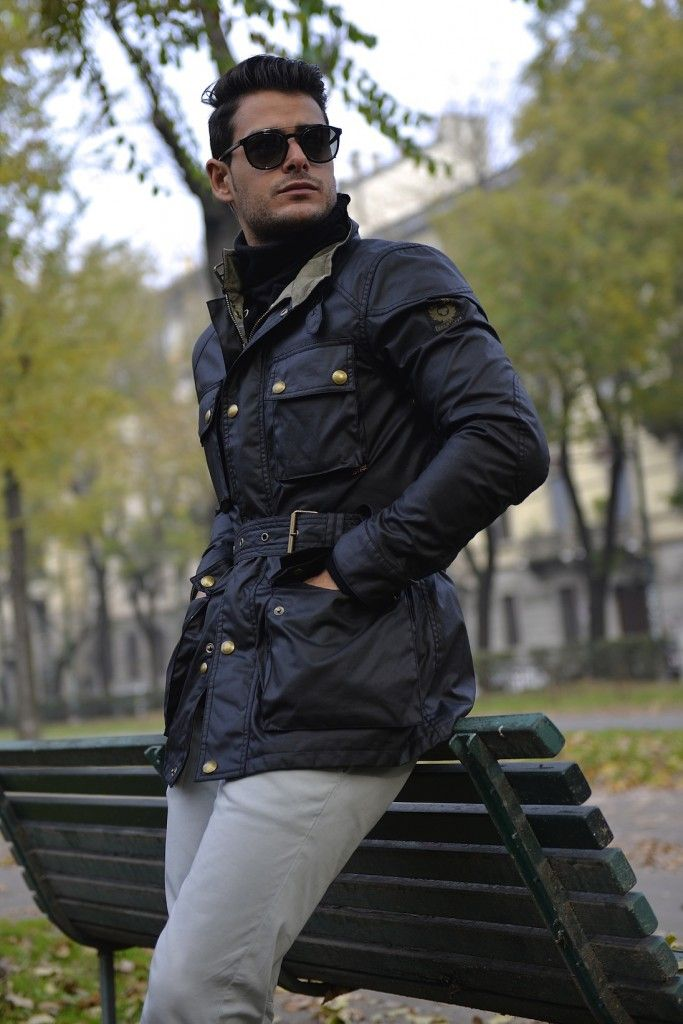"Eighth picture in Frank Gallucci's blog post ""Inverno"". Model: Frank Gallucci. Photograph: ChillaxingRoad."