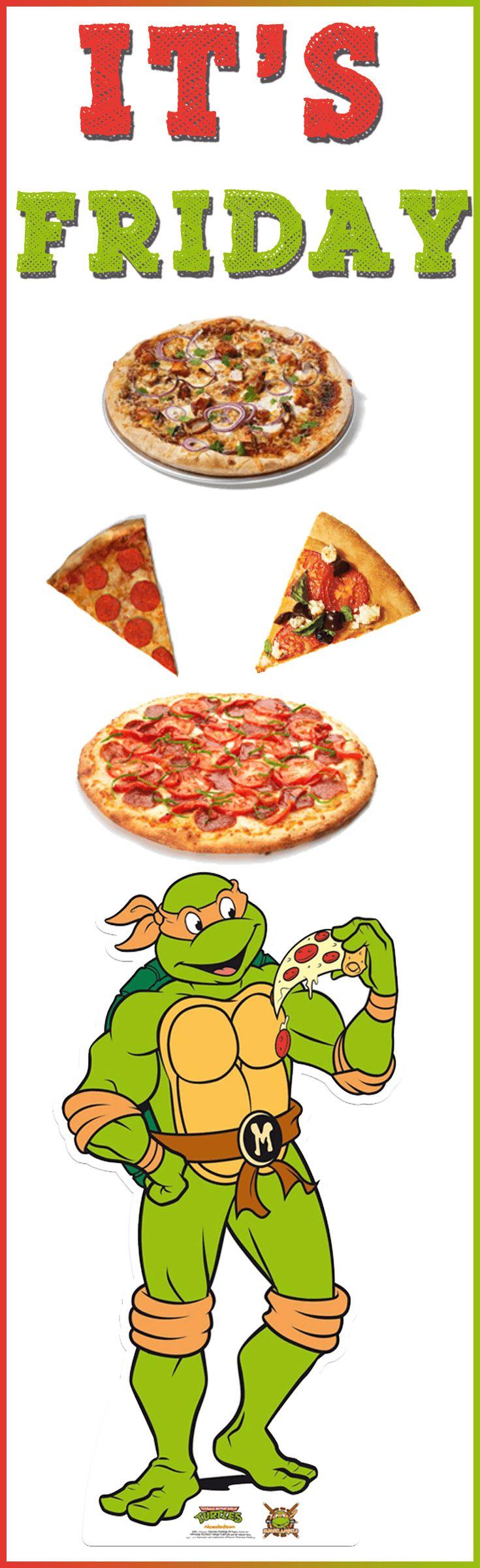 Tmnt Pizza Friday : pizza, friday, Teenage, Mutant, Ninja, Turtles, Movie, Tmnt,, Turtles,