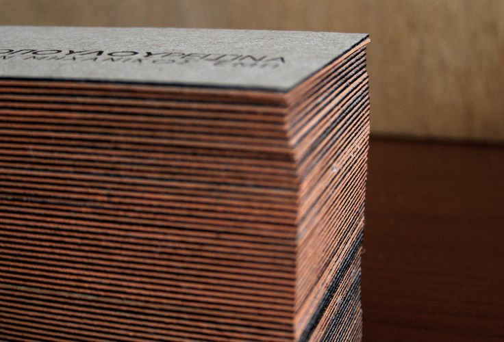 Architect Business Cards | Καράμπελας Νικόλαος