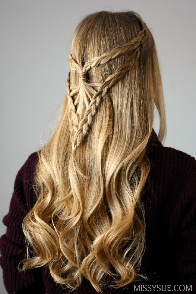Bohemian Arrowhead Braid | Women's World | Hair, Braids ...