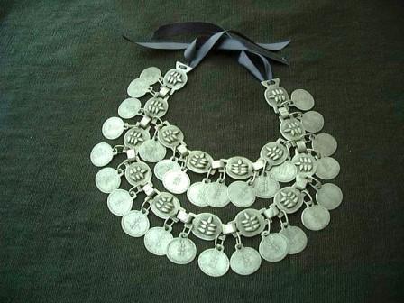 colgante mapuche