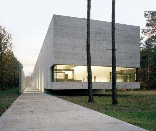 Documentation Center of Bergen-Belsen Memorial - KSP Jürgen Engel Architekten