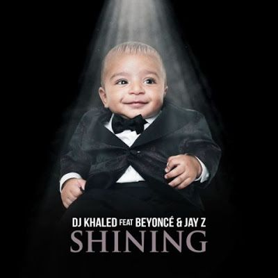 """DEF!NITION OF FRESH : DJ Khaled Ft. Beyoncé & Jay Z - Shining...Beyoncé and Jay Z on DJ Khaled's surprise new song """"Shining"""" that was released immediately following the end of the Grammy Awards ceremony."""
