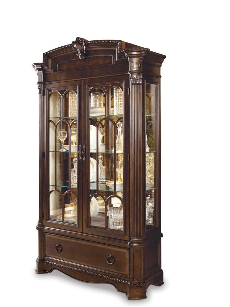 A R T Capri Curio Cabinet Ar 187244 For The Home