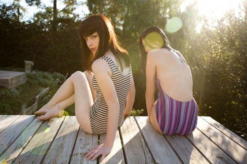 love brunettes.