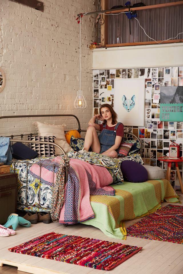 quilts decorating pinterest schlafzimmer einrichtung und wohnen. Black Bedroom Furniture Sets. Home Design Ideas