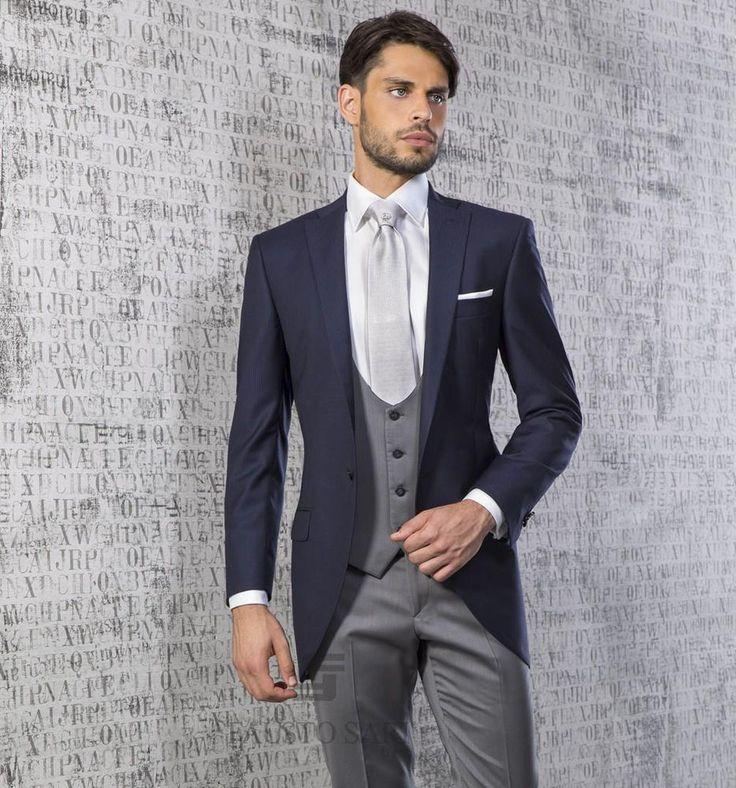 15 best Men's Navy Suit Jackets Grey or Blue Vest images on Pinterest