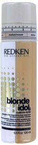Redken Blonde Idol Custom Tone Adjustable Hair Conditioner - Golden 6.6oz