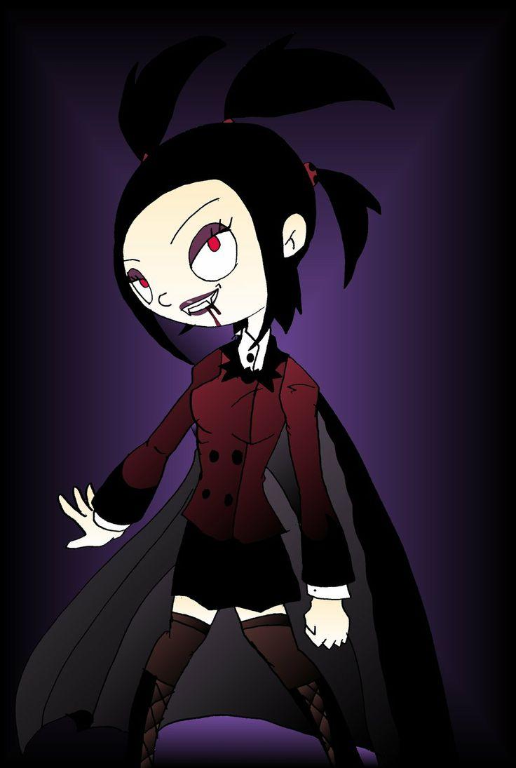 Real Vampires | Mona the real vampire by *toongrowner on deviantART