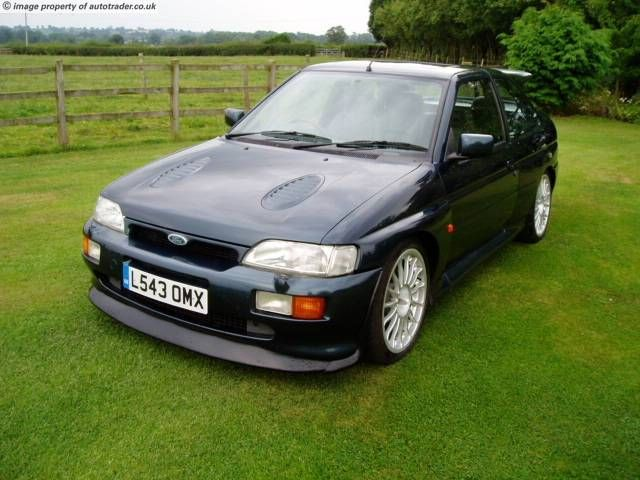 Click On Image To Download Ford Escort Rs Cosworth Sierra Rs