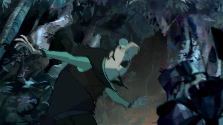 Monstera Deliciosa // Film réalisé comme court métrage d'ouverture pour le Festival International du Film d'Animation (FIFA) d'Annecy 2009. Par Jérémy Macedo, Julien Perron, Ornélie Prioul, Rémi Salmon, étudiants de la formation Conception et réalisation de films d'animation (2ème année).