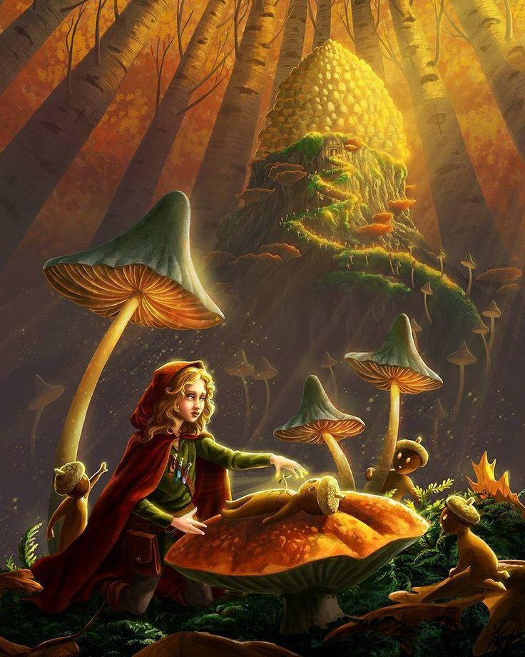 Картинки с гномами и эльфами, розы гифы