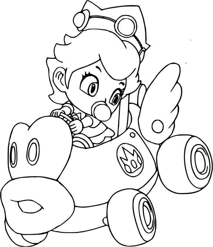 14 Precieux Coloriage De Mario Stock Unicorn Coloring Pages Mario Coloring Pages Coloring Pages