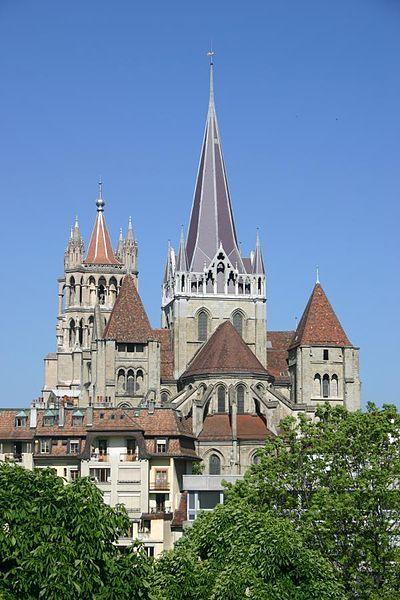 Lausanne Cathedral (Switzerland)