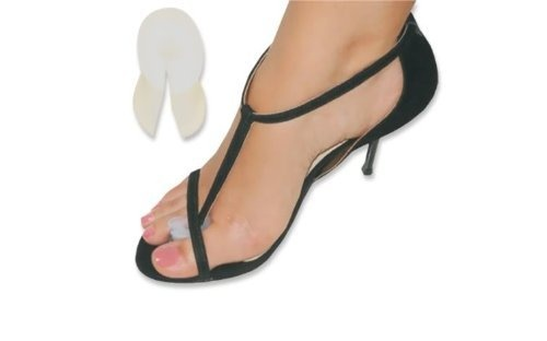 Bunion Spacer for Split Toe Sandals by QS-Health, http://www.amazon.com/dp/B005PEVRJ4/ref=cm_sw_r_pi_dp_SWzHrb0AQ85D2