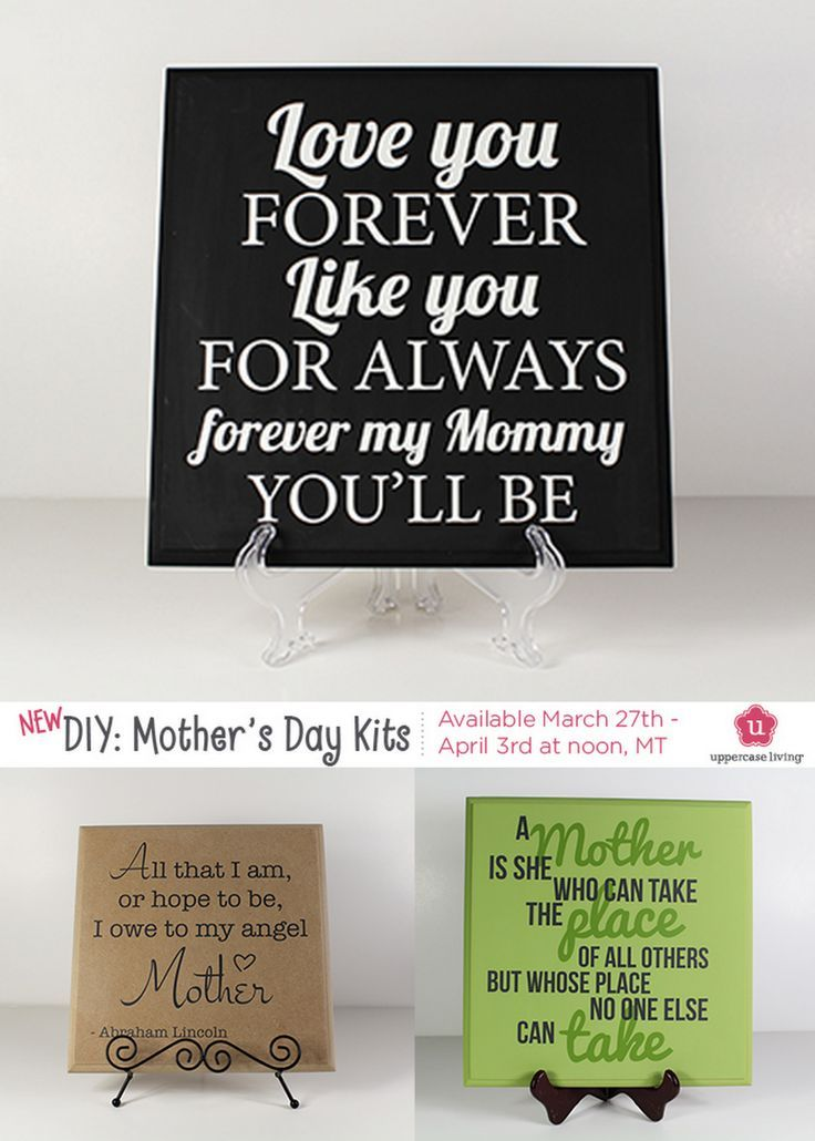 Get a head start on Mother's Day gifts! Kit comes with 12 ...