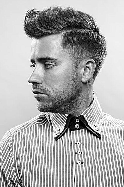 15 best images about cortes caballero on pinterest - Cortes de cabello moderno para hombres ...