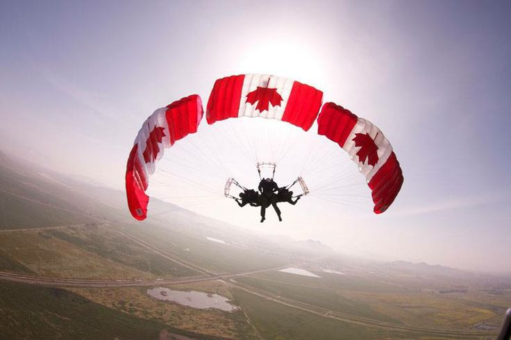 The Canadian Forces - SKYHAWKS