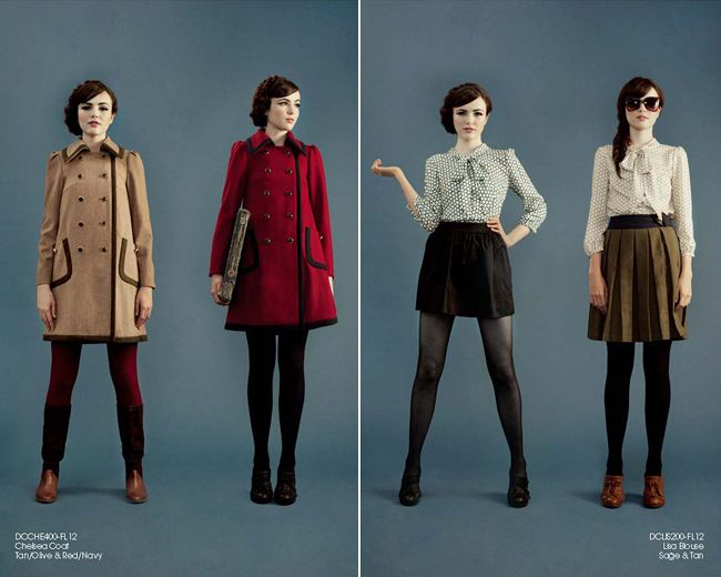 Dear Creatures!: Fall Collection, Vintage Valentines, Fall Wardrobes, Fall Colors, Autumn Dearest, Fall 2012, Winter Outfits, Winter Fashion, Creatures Fall