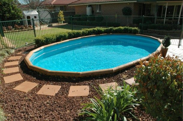 58 best pool images on pinterest above ground pool for Most popular above ground pools