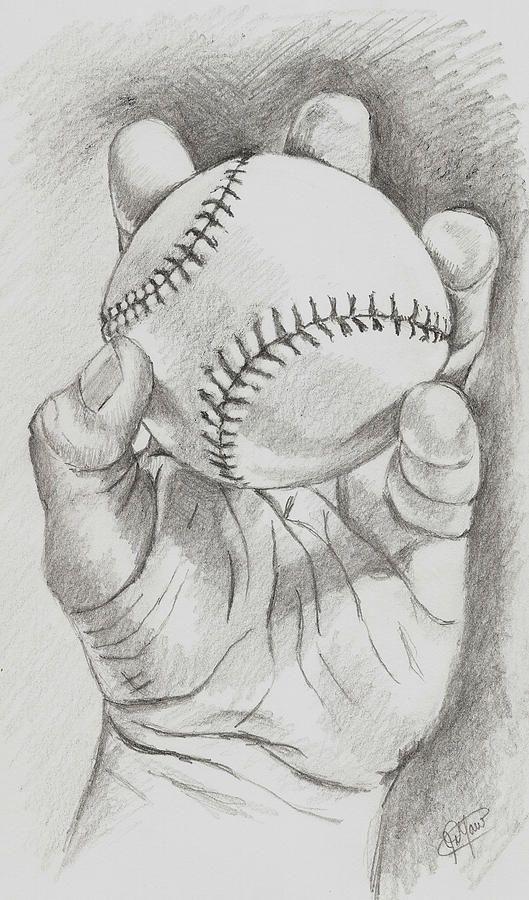 dibujos a lapiz de beisbol - Buscar con Google