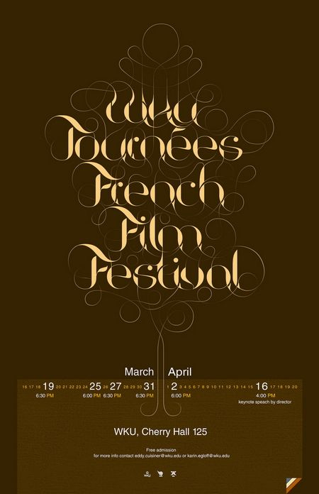 WKU Tournees French Film Festival by Aron Jancso