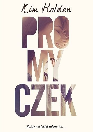 Okładka książki Promyczek