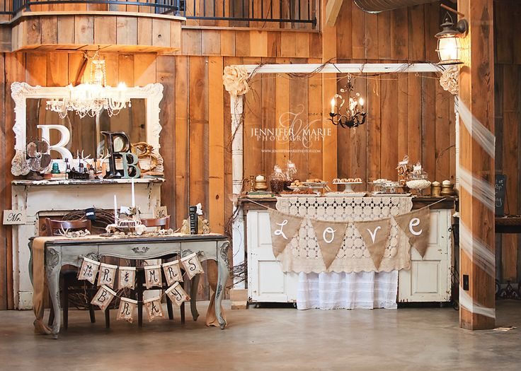 wwwjennifermariephotoscom bride groom table along with dessert cake table at