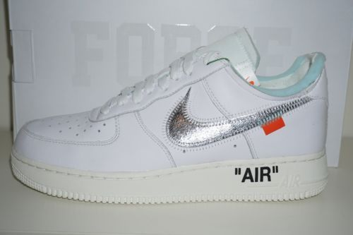 Nike Air Force 1 Off White Size 8 AF100 Complex Con Virgil Abloh Brand New 62143ea3b
