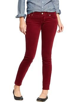 Women's The Rockstar Skinny Cords | Old Navy