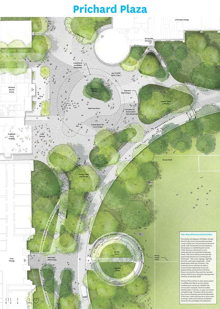 DTAH + Michael Van Valkenburgh Associates | Landscape of Landmark QualityLandscape of Landmark Quality