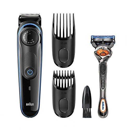 Braun BT3040 Beard  Hair Trimmer for Men  Ultimate precision for 100 control of your style *** Click on the image for additional details.