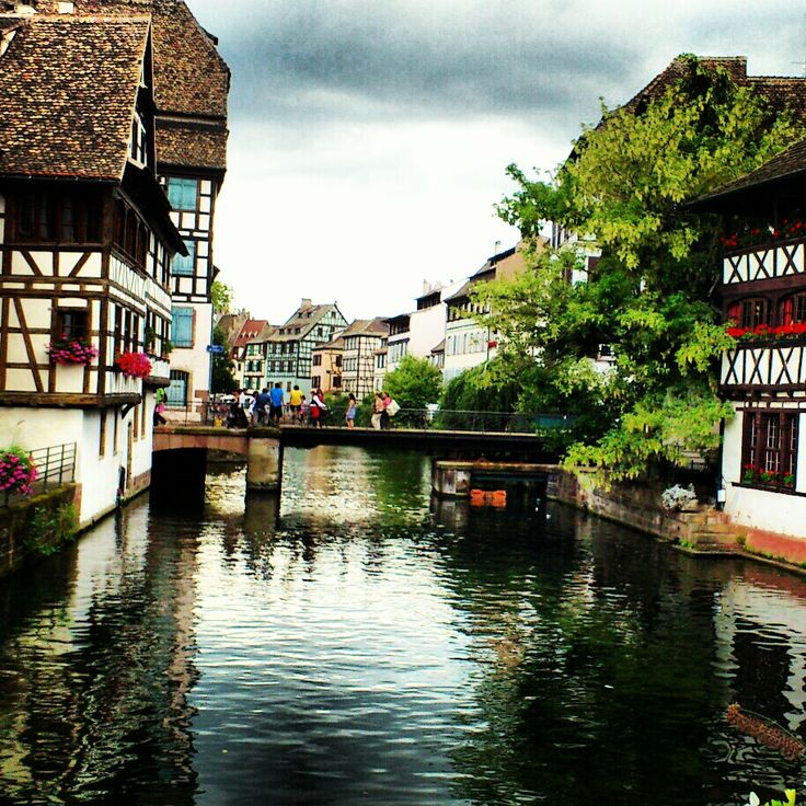La petite France, Strasbourg, my photo