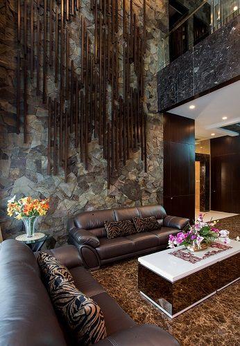 Desain interior dengan keramik yang mewah | Portofolio By : DX Interior (Interior Designer di Sejasa.com)