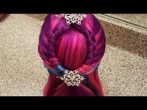 Perla Puente Hair and nails Artist Designer - YouTube