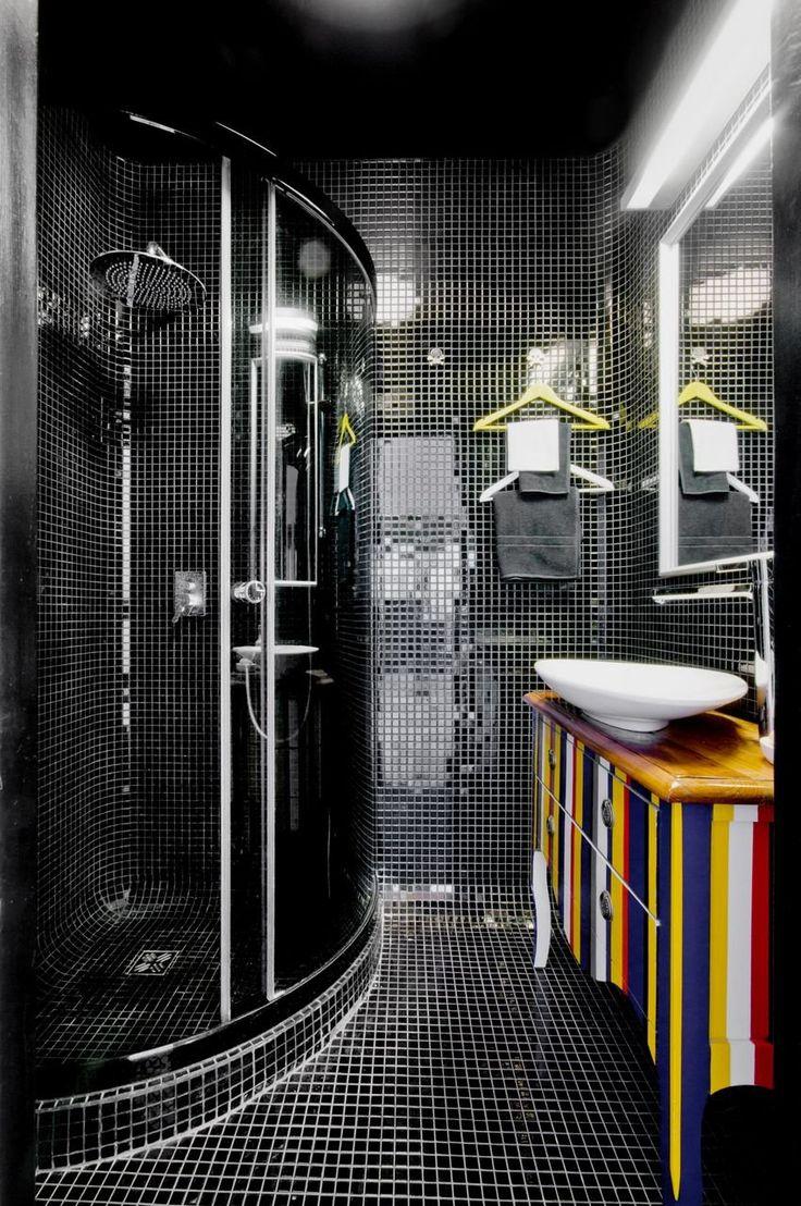 Bathroom designs for apartments - M44 Apartment By Widawscy Studio Architektury