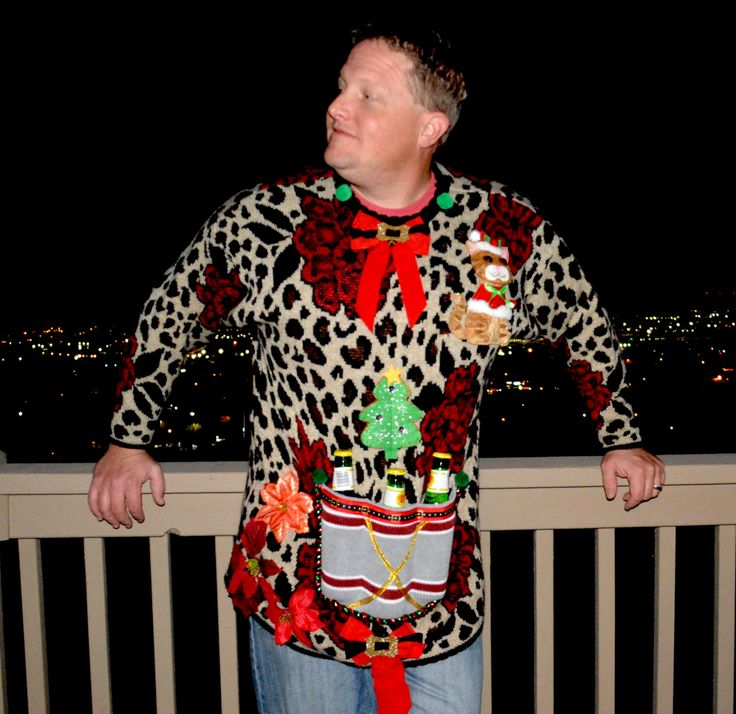 Redneck Ugly Christmas Sweaters
