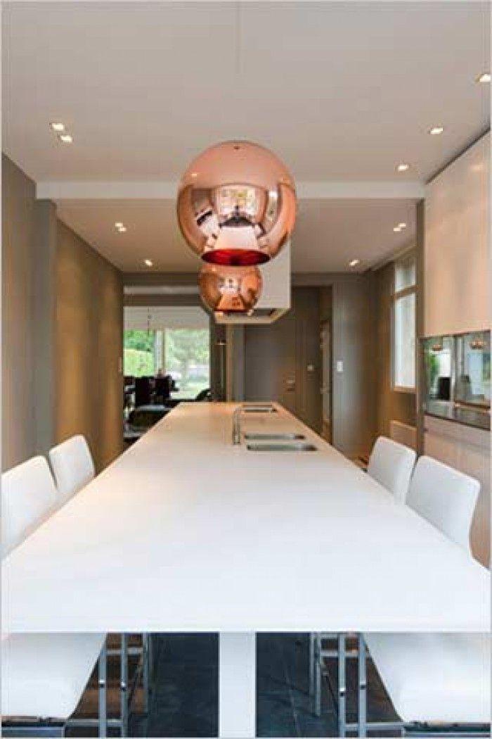 industriele lampen eettafel - Google zoeken