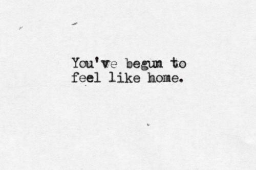 The Fray-Look after you. Most romantic song EVER. just when you began to feel like home ....