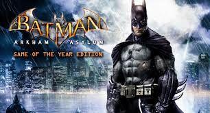 Batman Arkham Asylum GOTY Edition