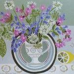 Wild Garlic & Spring Flowers