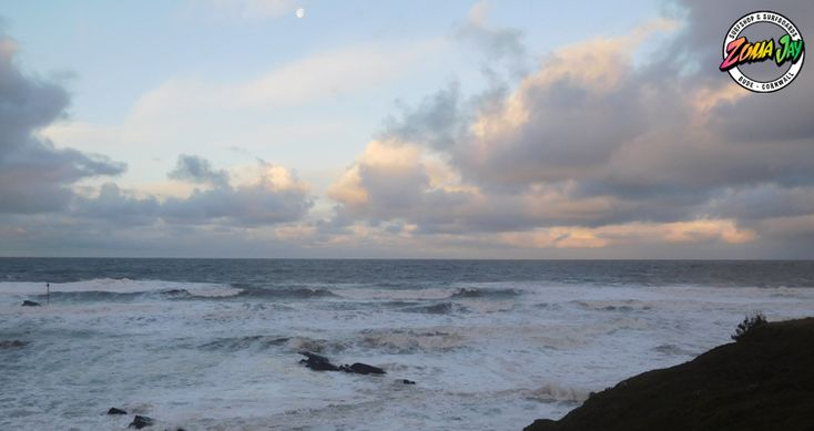 It's still a monstrous 8ft+ this morning with strong WSW winds, however this will be calming from midday.  Unfortunately the tide will be dropping out too far before the winds turn calmer today, it's also still huge so take care  High Tide (am): 07:45 (8.2m) Low Tide (am): 01:42 High Tide (pm) :20:12 (7.8m) Low Tide (pm): 14:11  Don't fret as we have a great day due tomorrow!!  For our full daily report and 7 day forecast head to: https://www.zumajay.co.uk/surf-report