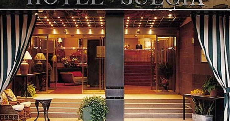 Discover the Feng Shui secrets of the Hotel Suecia, and what went wrong - by Master Olga Garcia of FSRC