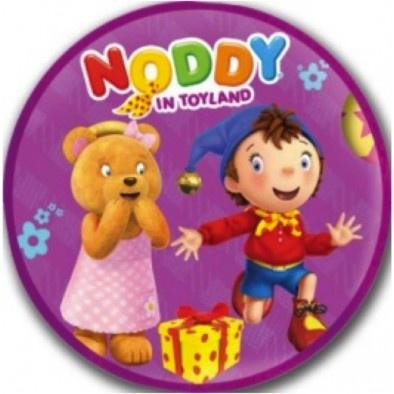 Noddy Circle Shaped Cushion - Noddy & Tessie Bear [TSSTNCC] - ₹349.00 : Toyzstation.in, The online toys store